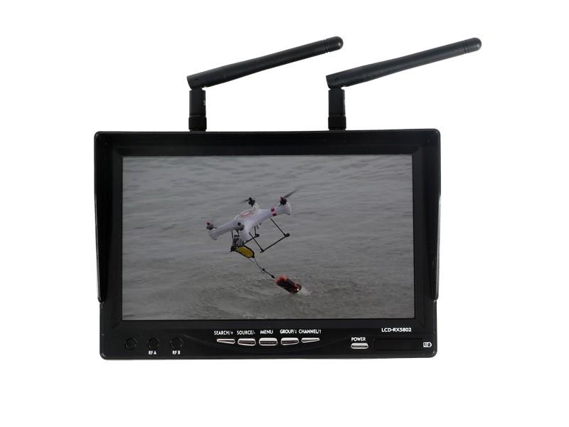 SwellPro Splash Drone SAR Screen