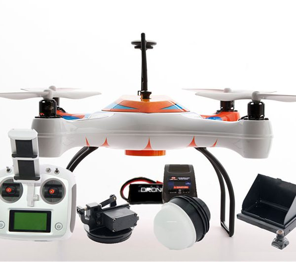 Waterproof Drone fishing