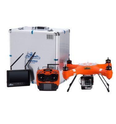 splash auto drone