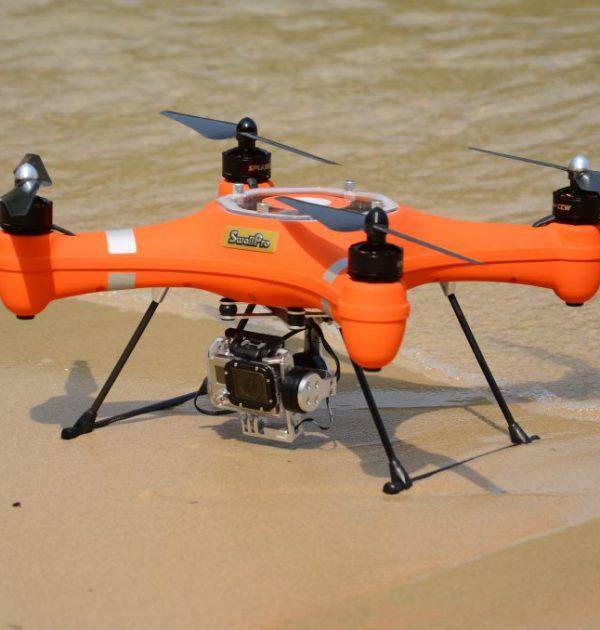 drone fishing brisbane