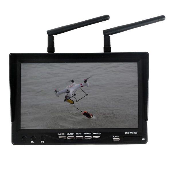 fishing drones QLD