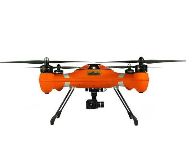 Splash-Drone-Auto-With-Flir-Infrared-Camera