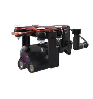 PL4 Night Camera and Spotlights Payload Release Mechanism