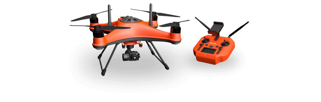 splash drone 4